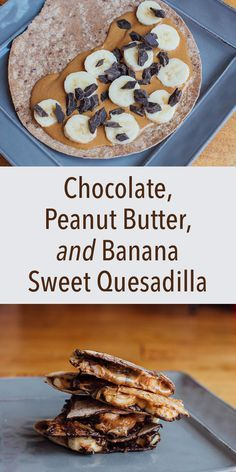Chocolate, Peanut Butter, and Banana |21 Day Fix | Coantainers: 1 ...