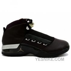 outlet store 9ec3b 8003b Find Quality Air Jordan 17 Original - OG Black Metallic Silver and more on S