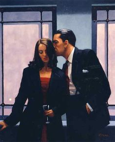 Contemplation of Betrayal, Jack Vettriano Jack Vettriano, The Singing Butler, Thomas Saliot, Pulp Art, Couple Art, Silhouette, Illustrations, Betrayal, Erotic Art