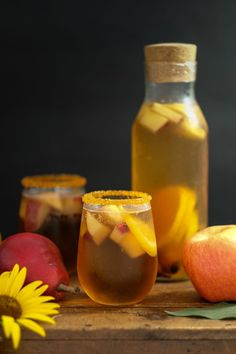 Sweet Autumn cocktail rim sugar - add sparkle to your fall wedding drinks I Dell Cove Spice Co., Chicago, IL  http://www.dellcovespices.com