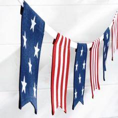 Stars and Stripes Banner | Sur La Table