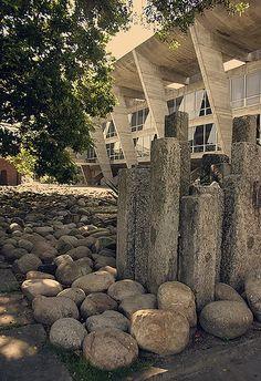 Parque do Flamengo, paisagismo modernista Rio de Janeiro - SkyscraperCity Museu de Arte Moderna MAM