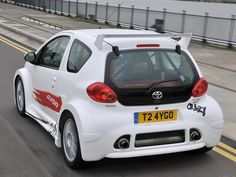 Toyota Aygo, Race Cars, Racing, Concept, Bike, Vehicles, Pictures, Drag Race Cars, Running