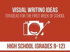 Download Ten Free Writing Ideas for the First Week of School. Also includes grades 5-8.