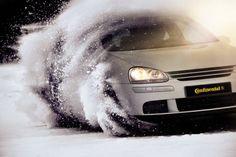 Какой вклад вносят зимние шины в повышение уровня безопасности движения зимой?