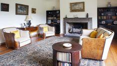 Coleton Fishacre | National Trust 1920s Interior Design, Hgtv Dream Homes, English Decor, Cottage Interiors, Deco Interiors, Small House Decorating, Craftsman Kitchen, Uk Homes, Craftsman Bungalows