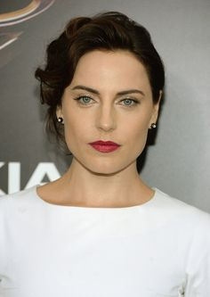 Antje Traue - pretty makeup