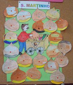 Ideias Giras para o S. Martinho Inspired, Halloween, Inspiration, Hands On Activities, Kids Activity Ideas, Sint Maarten, Wind Spinners, Art For Kids, Cute Ideas