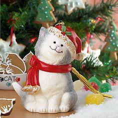 Fat Cat Ornament by Lenox