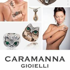 Gioielli Caramanna in argento made in italy