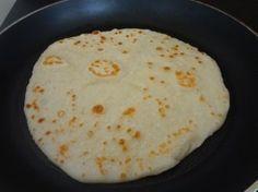 Jogurtové chlebové placky (fotorecept) - obrázok 4