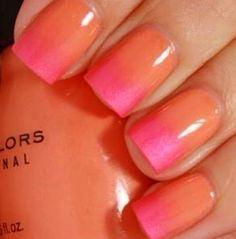 Pink.and Orange