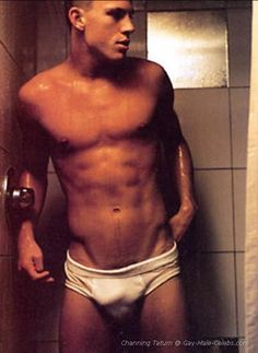 "OMG....god bless the tighty whities  Can I get an ""Amen!"" on that? :)"