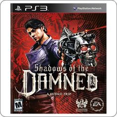 PS3 Shadows of the Dammed R$104.90
