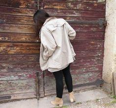 http://barock-and-roll.blogspot.fr #Pimkie #Veste