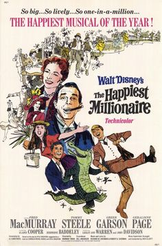 The Happiest Millionaire, 1967