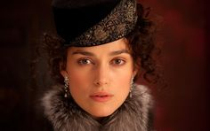 "Hat from the movie ""Anna Karenina"" realised by Joe Wright in 1912"