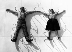 Charles and Ray Eames, a team for whom 'Design Was a Way of Life'