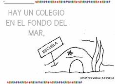 LOS PECES VAN A LA ESCUELA ~ Enseñando y Aprendiendo