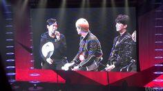 160105 B.A.P Y.W.F OSAKA Fan Event 1부 - Q1. 가장 귀여운 멤버는?
