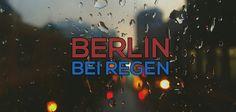 Berlin bei Regen - was tun? Ich habe dir 26 spannende Aktivitäten zusammengestellt, die du in Berlin bei Regen und schlechtem Wetter machen kannst.