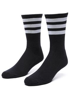 Sporty socks that are perfect for everyday use.