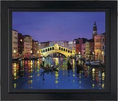 Landscape/ Cityscape :: Neil Dawson :: Reflections On Rialto