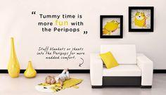 Peripop Tummy Time is Fun