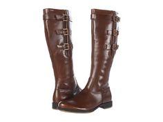 ECCO Saunter GTX Buckle Boot Cocoa Brown - Zappos.com Free Shipping BOTH Ways