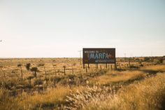 Marfa Travel Guide | so then they say