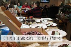 Are you planning a Holiday Party or going to one and need to take something? The Baskin-Robbins Ganache Poinsettia Cake, Peppermint & Winter OREO® Cookies Polar Pizza, and Peppermint Bark in the Dark ice cream will be home runs! We served them at our last party and everyone loved them! See our 10 tips for successful holiday parties + get a Coupon/Promo Code to save on #BRHolidayTreats  #IC #ad