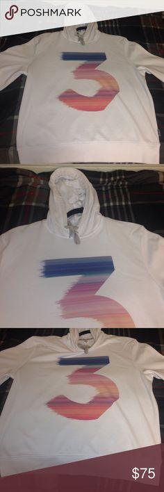 White Chance The Rapper Sweatshirt Brand New Never Worn Size Medium Shirts Sweatshirts Hoodies