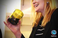 Sorridi e brinda con #boglasses! #ecofriendly e #friendly #design tutto #italianstyle
