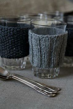 tumbler cozies... great gifts...