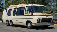 For Sale - 1976 Cinnabar Reconditioned GMC Motorhome