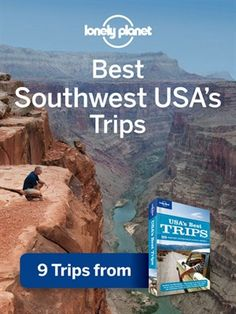 Lonely Planet Southwest USA's Best Trips.  LVCCLD