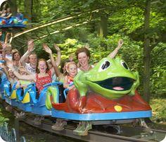 Attractiepark Duinrell Nederland Wassenaar