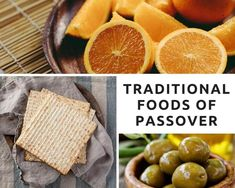 Traditional Foods of Passover #justapinchrecipes