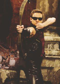 Hawkeye <3