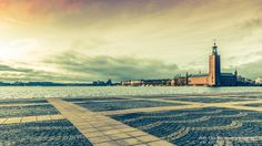 How You Shot It: Bringing a Pop of Color into Dull Images ~ 'Neon Bright Stockholm'