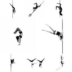 Pole fit. Acrobatics. Strength. Photo editing. Photography. Pole dance. Pole art.