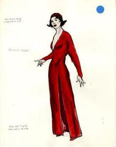 Costume Renderings Page 7 - Broadway Design Exchange Costume Design, Broadway, Sketches, Costumes, Prints, Drawings, Apparel Design, Dress Up Clothes, Fancy Dress