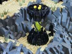Blacktron Power Cell | Not cheap to power a large space stat… | Flickr