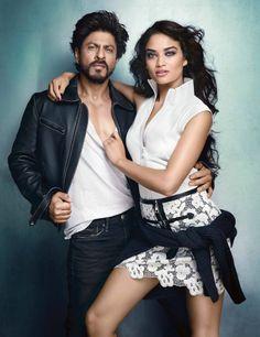 www.shahrukhkhan-only.de Forum - Gallery Shah Rukh Khan - Shah Rukh Khan: Vogue India Nov 2015 The man who is making 50 look fabulous - Seite 4