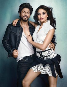www.shahrukhkhan-only.de Forum - Gallery Shah Rukh Khan - Shah Rukh Khan: Vogue India Nov 2015 The man who is making 50 look fabulous - Seite 4