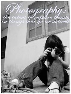 :) photography quote