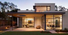 This lantern inspired house design lights up a California neighborhood   CONTEMPORIST