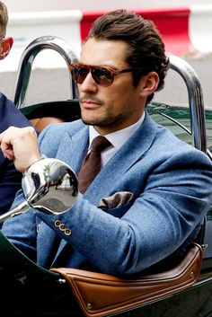 The Perfect Blue for when You Say I Do!~The Best Blue Suits For Men - Mon Cheri…