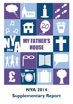 NYA 2014 supplementary report  A fuller report of the proceedings of the Church of Scotland National Youth Assembly 2014.