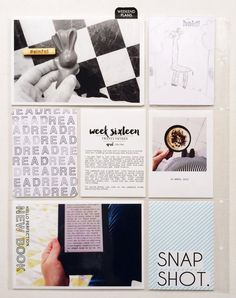 by Kellie Winell Pocket Scrapbooking, Weekend Plans, Project Life, Layout, Journal, Album, How To Plan, Girls, Projects